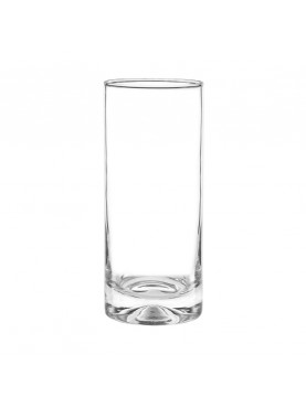 SET DE 6 VASOS ALTOS MANHATAN CRISTAR