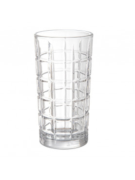 SET DE 6 VASOS ALTOS GLASGLOW QUALITY DESING