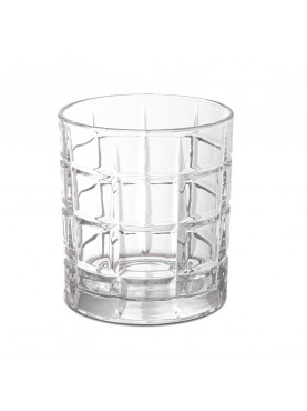 SET DE 6 VASOS BAJOS GLASGLOW QUALITY DESING