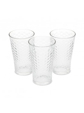 SET 6 VASOS ALTOS MODELO HONEY ALLEGRA